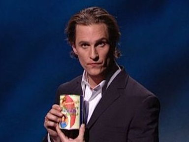 [Matthew McConaughey's Red Hot Texas Chili]