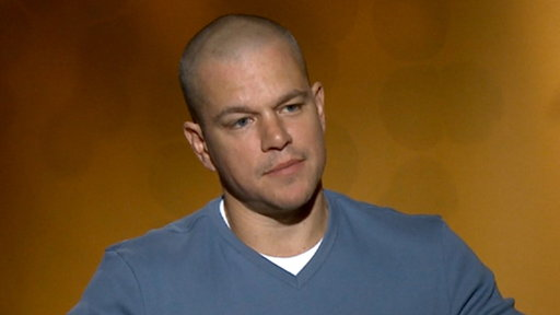 Matt Damon Gushes Over 'Contagion' Co-Star Gwyneth Paltrow Video