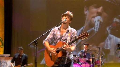 Butterfly (from Jason Mraz&#39;s Beautiful Mess - Live On Earth) Video