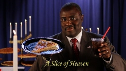 Herman Cain Gospel Album Video