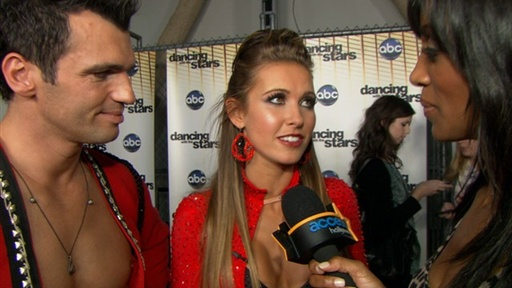 'Dancing' Shocker: Audrina Patridge Sent Packing Video