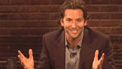 Bradley Cooper: Robert De Niro Video