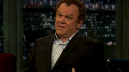 John C. Reilly, Part 1 Video