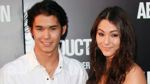 [Booboo Stewart Talks 'The Twilight Saga: Breaking Dawn - Part I']