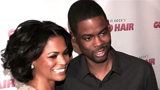 [Chris Rock's 'Good Hair' LA Premiere]