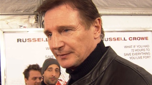 Liam Neeson Talks &#39;Hangover 2&#39; Cameo: Did He Speak With Mel Gibs Video