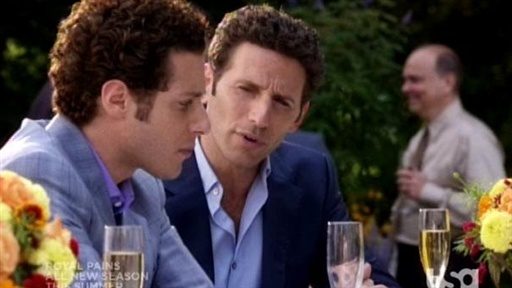Royal Pains Returns Video