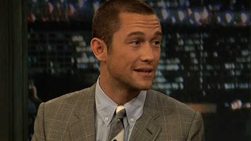 [Joseph Gordon-Levitt, Part 1]