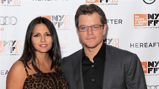 Matt Damon's 'Hereafter' Premiere, New York Video