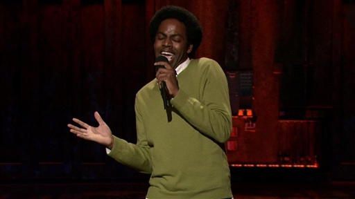 Baron Vaughn Stand-Up Video