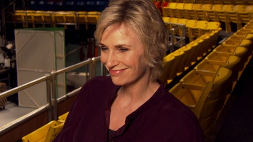Who Will Jane Lynch Dress up As On Halloween? Video