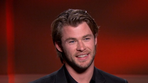 [Chris Hemsworth Brings the Thunder in 'Thor']