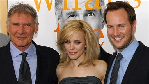 [Harrison Ford and Rachel McAdams' 'Morning Glory,' NYC Premiere]