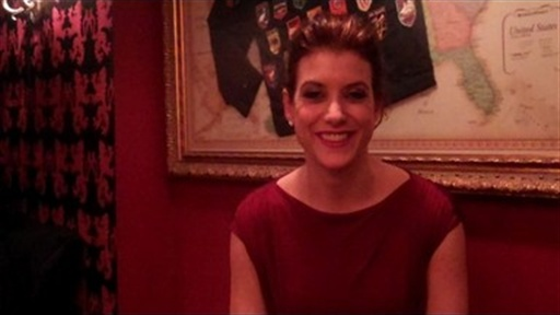 [Twitter Questions: Kate Walsh]