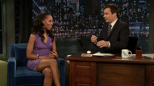 Kerry Washington On Broadway Video