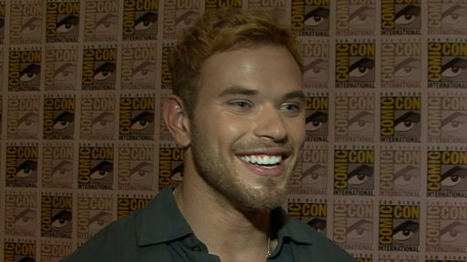 Comic-Con 2011: Kellan Lutz - 'It Was Really Cool' Being in 'Imm Video
