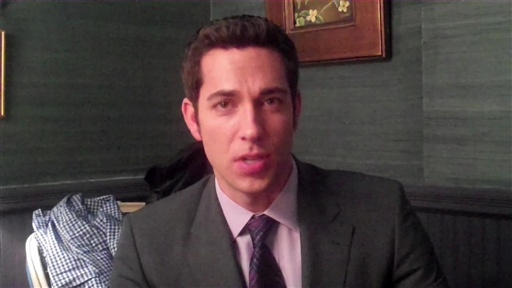 [I Heart: Zachary Levi]
