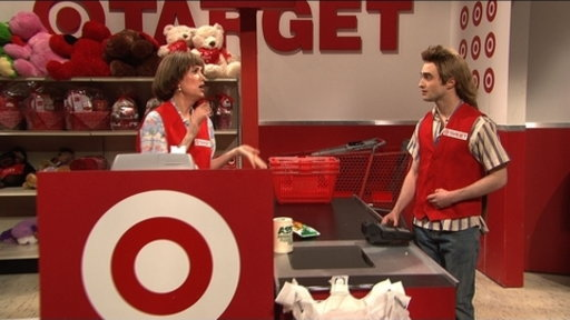 Target Lady Video