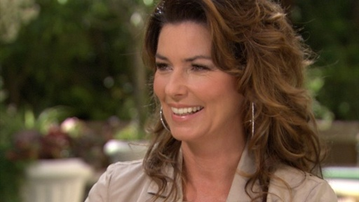 Shania Twain On Finding Love.