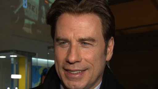[John Travolta On Baby Benjamin's Arrival: 'I'm Pretty Jazzed']
