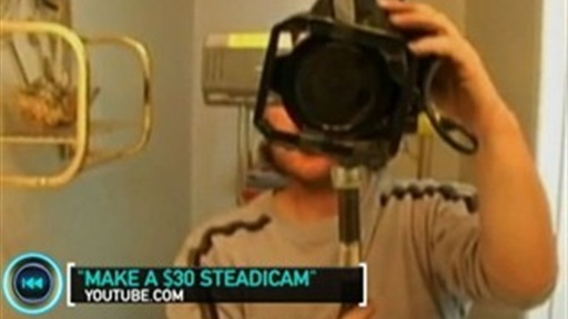 How to Build a Steadicam Video
