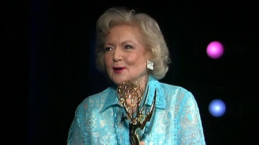 Betty White: Emmys Video
