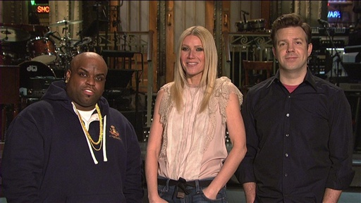 [SNL Promo: Gwyneth Paltrow and Cee Lo Green]