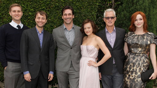 The Cast of 'Mad Men' Helps Raise Money & Awareness for the Los Video