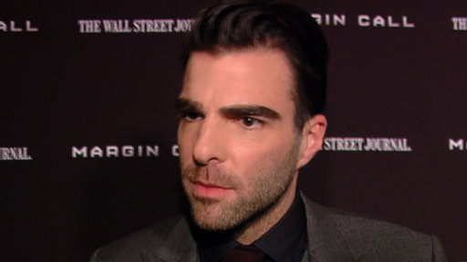 Zachary Quinto On Coming Out: 'I Just Felt Like It Was My Time' Video
