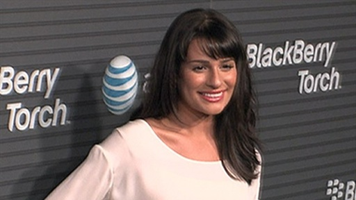 [Lea Michele: 'I'm So Excited' & 'Nervous' to Work with Britney S]