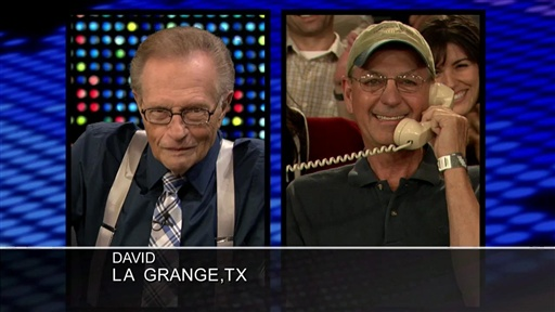 Audience Phone Calls with Larry King Video
