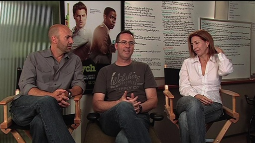 Psych Producers on Season 5, Part 4 Video