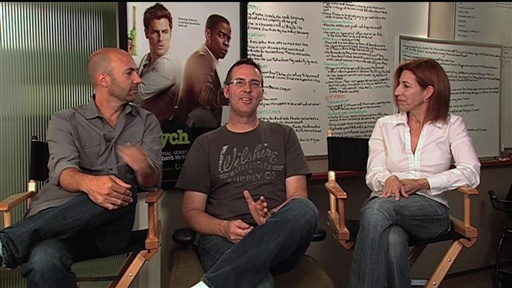 Psych Producers on Season 5, Part 3 Video