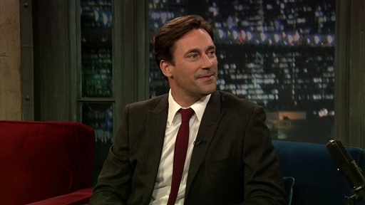 Jon Hamm Video