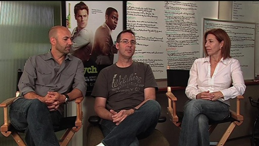 Psych Producers on Season 5, Part 2 Video