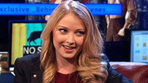 Elisabeth Harnois Talks CSI: Crime Scene Investigation Video
