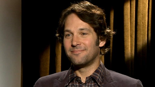 Paul Rudd Talks 'Our Idiot Brother' Threesome Scene: Was It Awkw Video