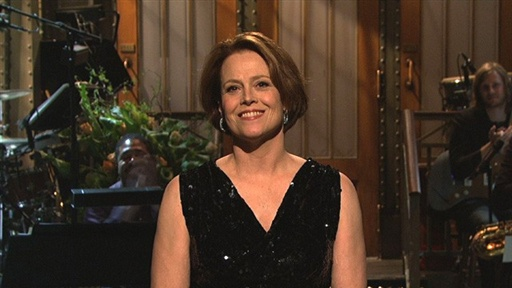 Sigourney Weaver Monologue Video
