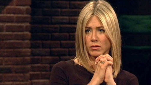 Jennifer aniston - On Directing Video