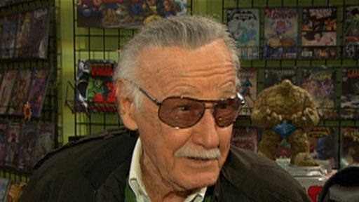 [Stan Lee: On 'Spider-Man' Reboot and 'Iron Man 2']