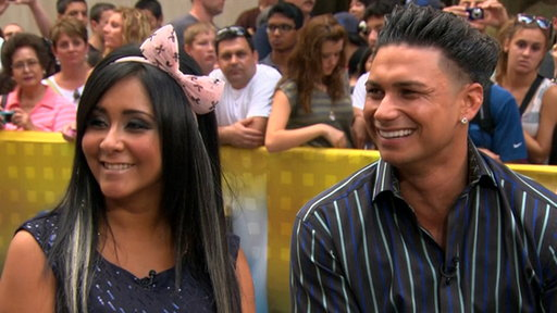 Pauly D & Snooki Talk 'Jersey Shore' Spin-Offs Video