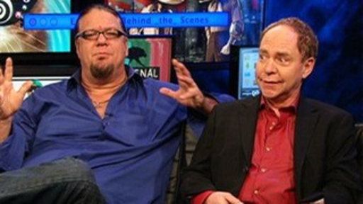 Penn and Teller On &quot;Penn &amp; Teller: Tell a Lie&quot; Video