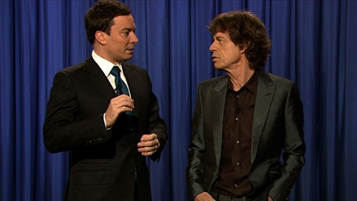"[Mick Jagger Introduces ""Stones in Exile""]"