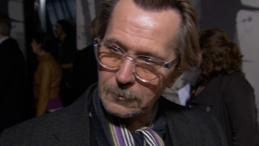 Gary Oldman: 'It's Sad' That Charlie Sheen Was Fired from 'Two a Video