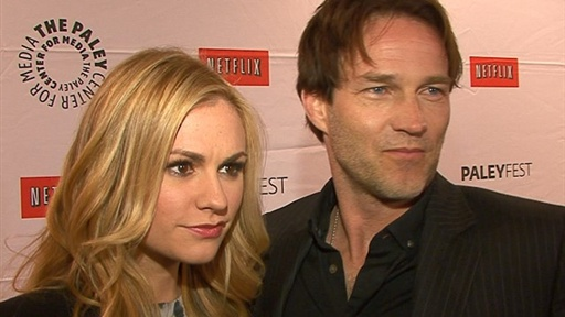 Anna Paquin &amp; Stephen Moyer: What&#39;s Happening On &#39;True Blood&#39;? Video