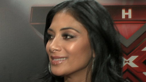 Nicole Scherzinger's Emotional & Dramatic Night On 'The X Factor Video