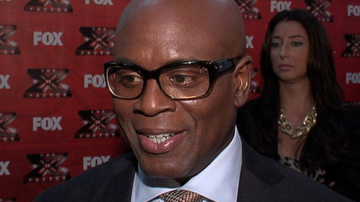 Are L.A. Reid &amp; Simon Cowell Friends Again On &#39;X Factor&#39;? Video