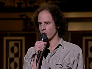 Guest Performance - Steven Wright Video