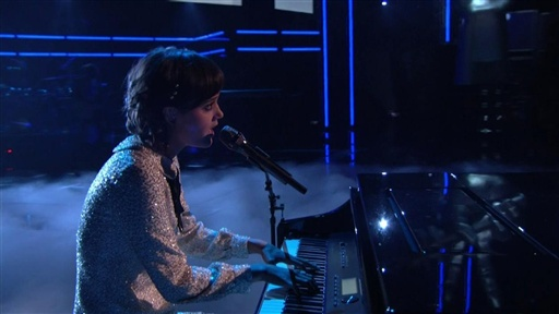 the voice dia frampton heartless. Week 7: Dia Frampton Sings