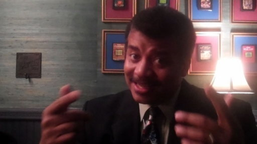 Neil DeGrasse Tyson Twitter Questions Video